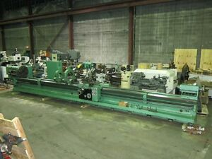 Tos 25 X 320 Lathe With Steady Rests