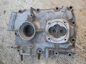 Porsche 356 B Engine Case 3rd Piece P 607542 16 1