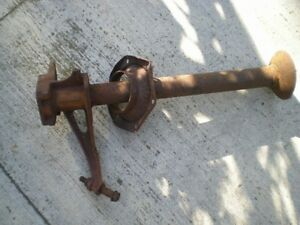 Porsche 356 C Sc Rear Axle Tube With Bearing Left Side
