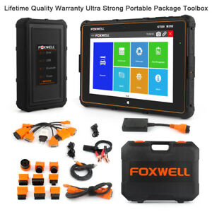Foxwell Gt80 Mini Analysis System Obd2 Automotive Auto Diagnostic Scanner Tool