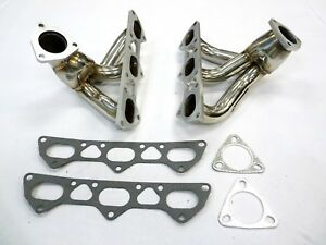 Obx Twin Turbo Manifold Header Porsche 996 997 W K24