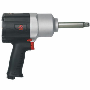 Chicago Pneumatic 3 4 Impact Wrench With 6 Extended Anvil Cp7769 6