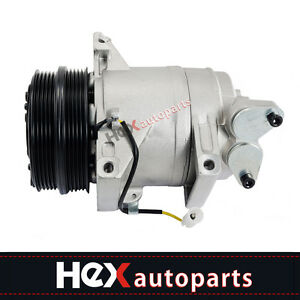 A C Ac Compressor For Volvo S40 C70 C30 V50 Co 11074c 36000570