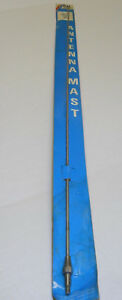 Nos Vintage 1 Section Stainless 1973 77 Ford Mercury Car Am Fm Antenna Mast