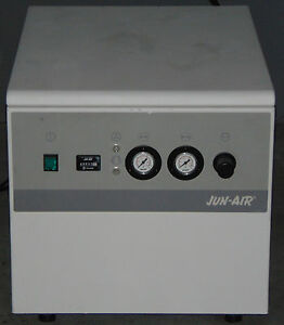 Jun air Of302 4m Air Compressor Only 31 Hours Use