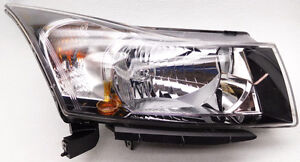 Oem Chevy Cruze Right Passenger Side Headlight Diffuser Loose Inside