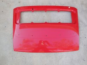 Porsche 911 930 Turbo Rear Engine Lid Fl
