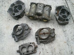 Porsche 356 912 Carburetor Body Parts
