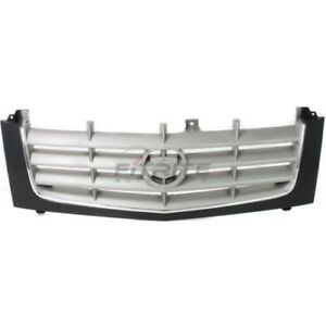 New Front Grille Black For 2002 2006 Cadillac Escalade Gm1200509