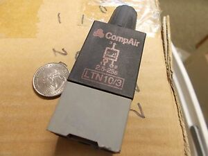 Compair Ltn10 3 Time Delay Relay