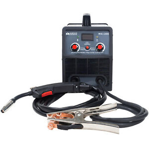 Arc 160d 160 Amp Stick Arc Dc Inverter Welder 110v 230v Dual Voltage Welding