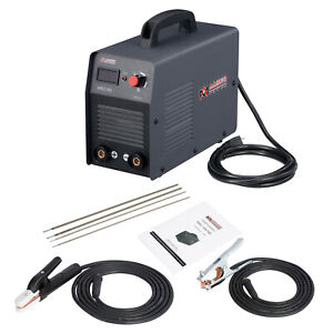 Arc 140 140 Amp Digital Display Lcd Stick Arc Welder Dc Inverter Welding New