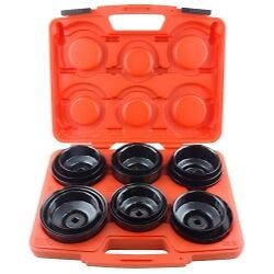 K Tool International Kti73635 17 Piece Master Oil Filter Wrench Set