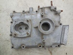Porsche 356 C Engine Case 3rd Piece 714915 1964