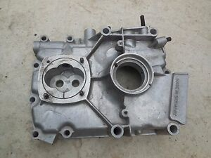 Porsche 356 912 Engine Case 3rd Piece blank Nos