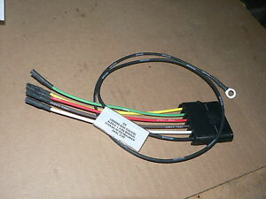Elgin Sweeper Runway Sweeper Pig Tail Cable 1030438
