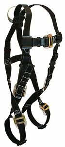 Falltech Nylon Arc Flash Electrician Fall Protection Body Safety Harness Small