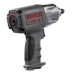 Aircat Nitrocat 1 2 Kevlar Composite Air Impact Wrench 1200k New