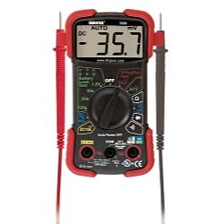 Equus Products 3320 Innova Auto Ranging Digital Multimeter