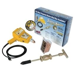 H And S Auto Shot 4550 Starter Kit Plus Stud Welder Kit