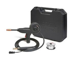Lincoln Electric Magnum 100sg Welding Spool Gun Aluminum Wire Mig Welders New