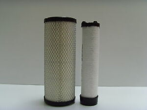 Air Filter Set Inner And Outer John Deere 2320 2520 2720 3005 3032e 3036e