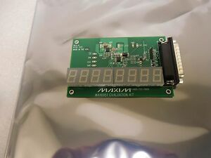 Maxim Max6951 Evaluation Kit Serial Interface Board Rev A