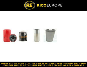 Valtra A65 Filter Service Kit 2004 Air Oil Fuel Filters