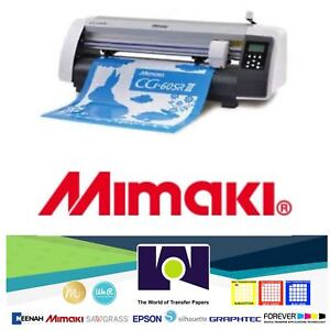 Mimaki Cutting Plotter Cg 60rsiii 24 we Accept Bid Offers Try Us
