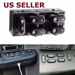 Front Master Power Window Switch Driver Side Left For 2004 2008 Ford F 150 New