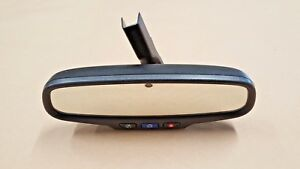 2010 2013 Chevrolet Camaro Ss Rearview Mirror Coupe Auto Dimming Onstar Gm Oem