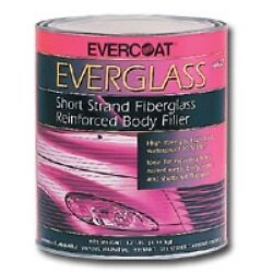Fibreglass Evercoat 622 Everglass Body Filler Gallon