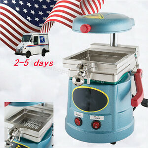 Dental Vacuum Forming Molding Machine Former Heat Thermoforming For Dental Lab