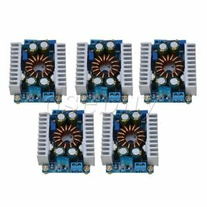 5 X 150w Boost Constant Current Power Supply Step Up 10 32v To 12v 60v