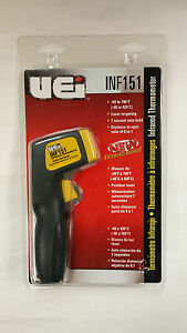 Infrared Thermometer Uei Inf151