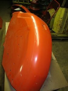 Kubota L3200 And L3800 Left Hand Fender Tc420 99532