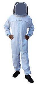 Professional Quality Beekeeping Beekeeper Suit Leather Gloves Bundle X large