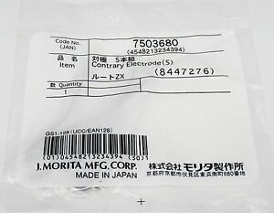 Dental Lip Clips Pack Of 5 For J Morita Usa Root Zx Ii Apex Locator Accessories
