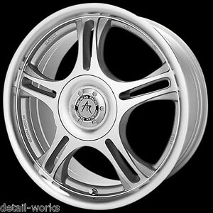 4 14 Inch Ar95 14x6 Honda Civic Acura Integra Wheels Rims 4x100