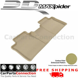All Weather Floor Mats L1ty00421502 For Toyota Camry 07 11 Kagu Tan R2 Maxpider