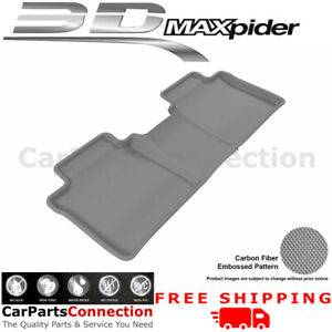 All Weather Floor Mats L1ty00421501 For Toyota Camry 07 11 Kagu Gray R2 Maxpider