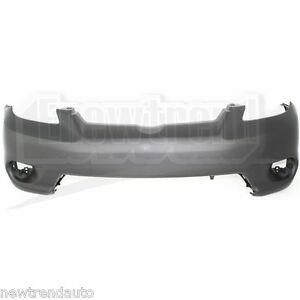 Front Bumper Cover For Toyota Matrix To1000294 5211902953 Prime