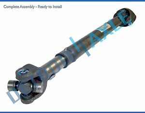 Front Driveshaft Prop Shaft Assembly For 1987 2001 Jeep Cherokee 4 0l Auto