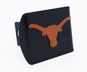 University Of Texas Longhorn Metal Hitch Cover