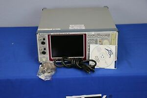 Rohde Schwarz Upl Dc 21 9khz 110khz Audio Analyzer W Option B29
