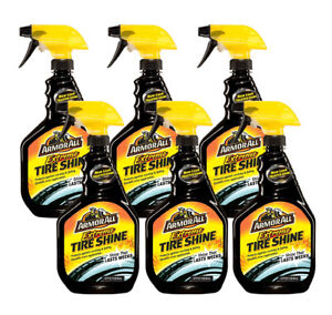 Armor All Extreme Tire Shine 22 ounce Bottle pack Of 6 Arm78004 6pk