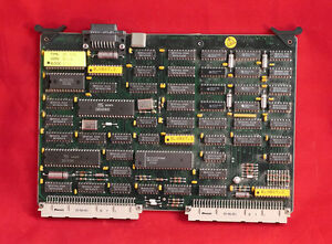 Roche Cobas Chemistry Mira Classic Crt Control Pcb 94 00817 Used