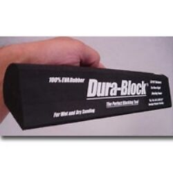 Trade Associates Af4406 Dura Block Tear Drop Sanding Block