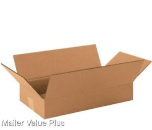 25 16 X 9 X 3 Corrugated Shipping Boxes Packing Storage Cartons Cardboard Box