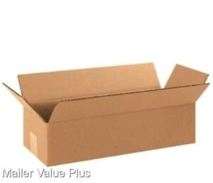 25 24 X 8 X 8 Shipping Boxes Packing Moving Storage Cartons Mailing Box